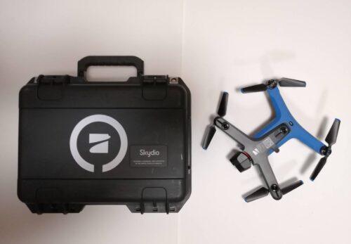 非GPS環境や狭小部での使用に適したSkydioJ2を導入しました